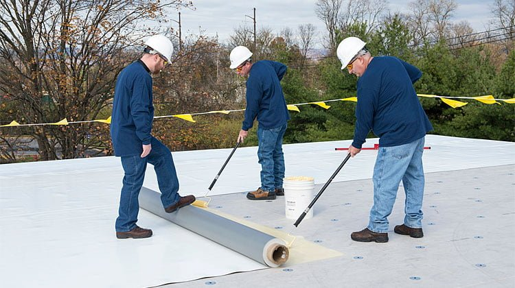 commercial-roof-installation image